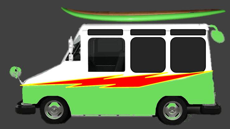 Mesquite Hugger: Fossil Free Friday Random: Electric Postal Trucks?!!!