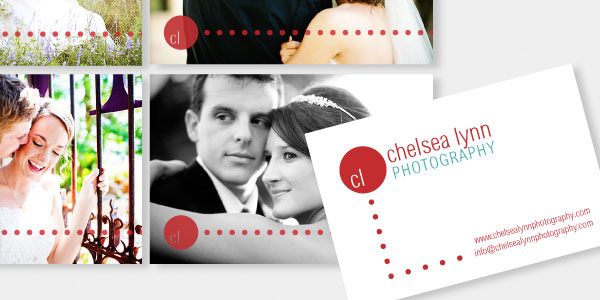 Chelsea lynn photography business card