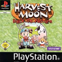 Harvest Moon Back to Nature PS1