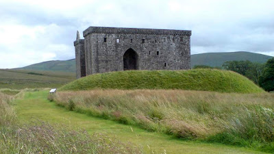 Hermitage Castle - Picture by The Waterside Rooms in Dornock