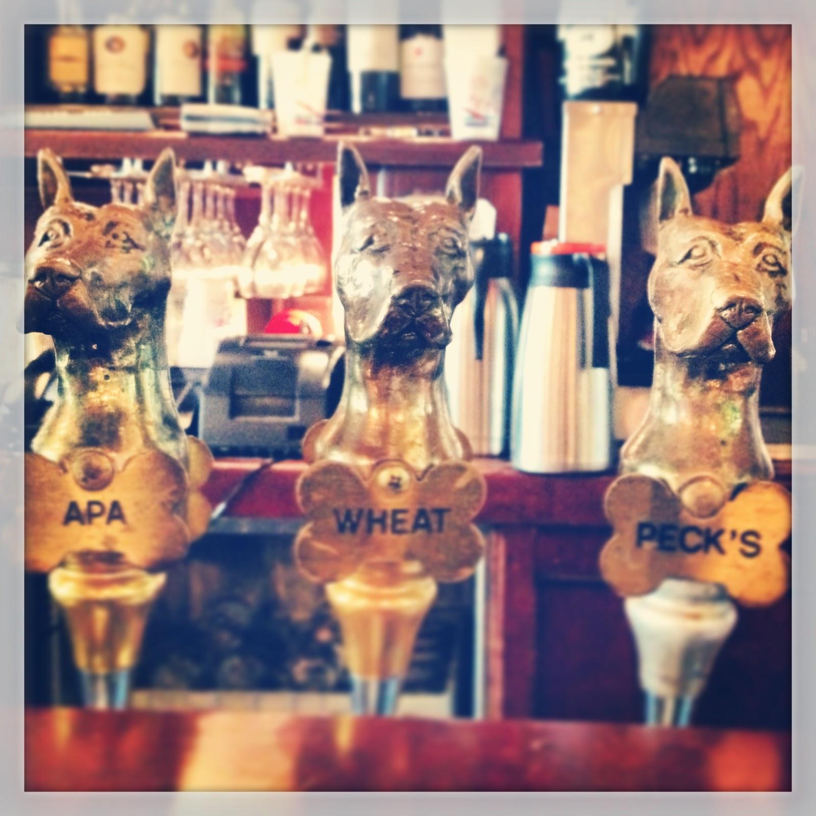 madison, wisconin : the great dane pub & brewing company