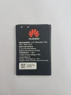ZONG 4G HUAWEI CLOUD BATTERY