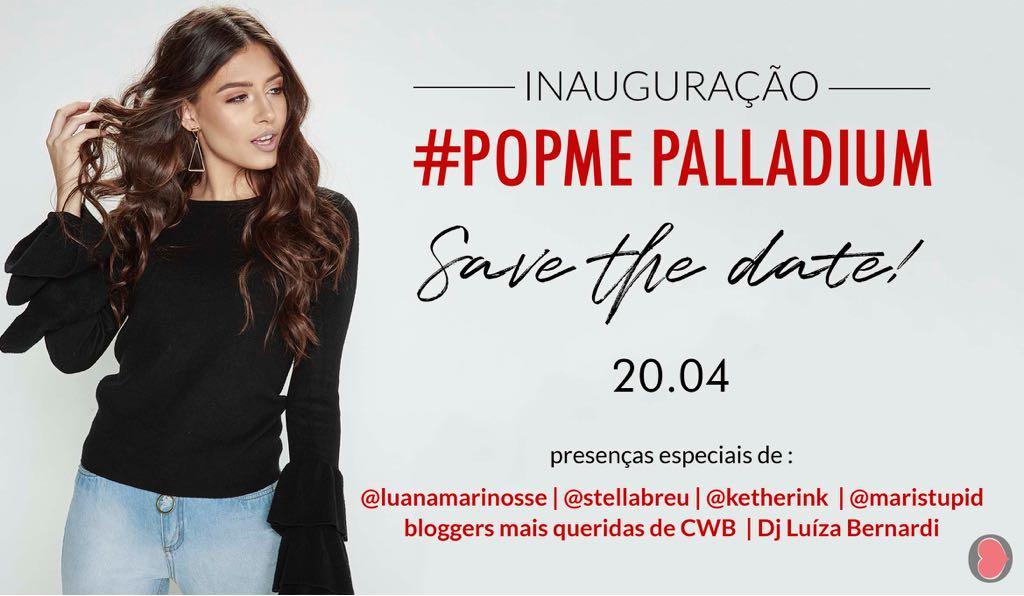 Com um conceito de fast fashion, a POP ME, nova marca de moda feminina  curitibana, inaugura sua segunda loja física na cidade na próxima  sexta-feira, ... df41d35d50