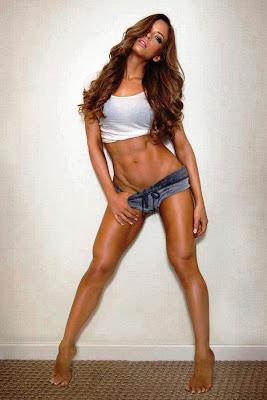 Ασκήσεις για γυναίκεια πόδια χωρίς λίπος