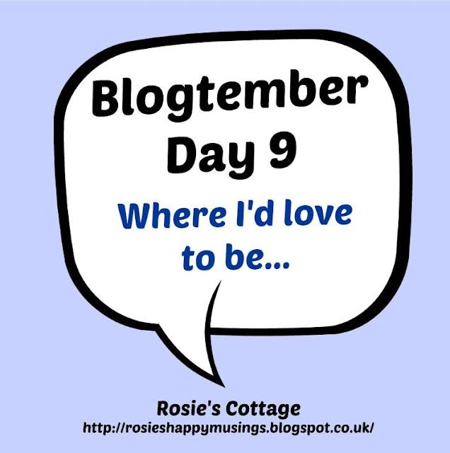 Blogtember Day 9