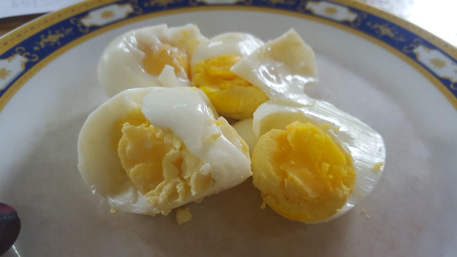 Khasiat Telur Rebus Yang Ramai Tak Tahu, Salah Satunya Untuk Kurus & Cegah Kanser.
