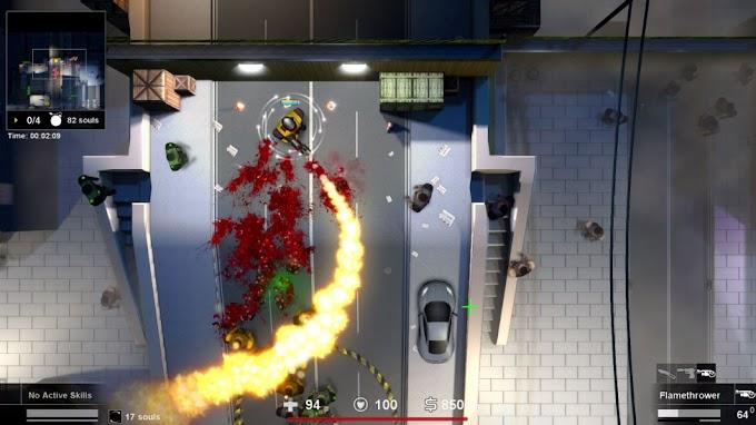 [Προσφορά από Steam]: Geneshift - Σε αυτό το ολοκαίνουργιο παιχνίδι το Fortnite συναντά τα Grand Theft Auto