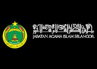 Logo Jabatan Agaman Islam Selangor Malaysia Vector