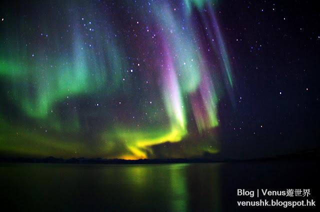 格陵蘭極光