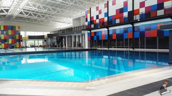 SPICE Aquatic Centre Pulau Pinang