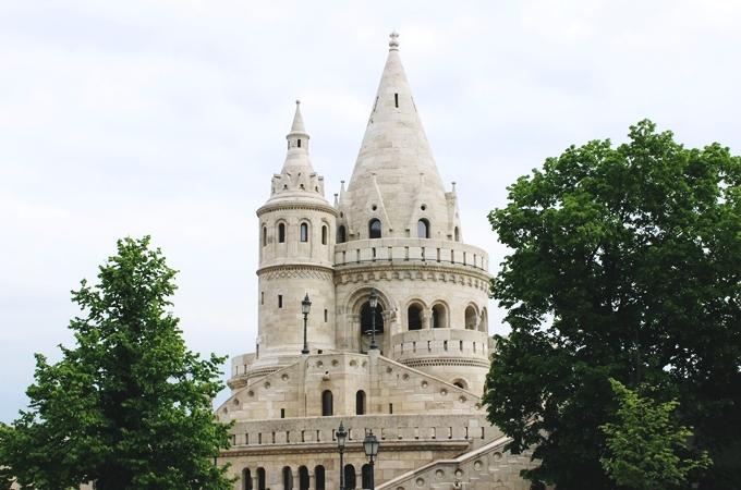 Budimpesta tura Ribarev bedem