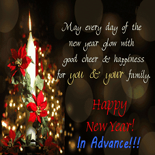 Happy New Year Wallpaper for whats app