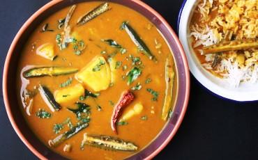 सिंधी कढी़ बनाने की विधि | Sindhi Kadhi Recipe in Hindi