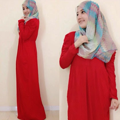 gamis ala nivavha r elbondo info hijab terbaru dan