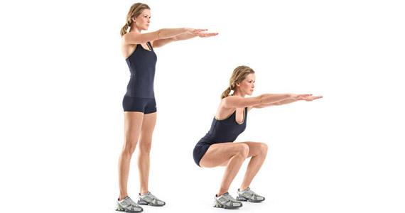 找不到時間運動,下班回到家洗澡前,來個簡單運動,甚麼樣的運動能讓你達到效果?只要做起立跟蹲下的兩個動作即可,充分讓你的腹肌以及大腿肌肉運動,每天十分鐘的起立蹲下,就能讓你滿身大和消除肚肚。