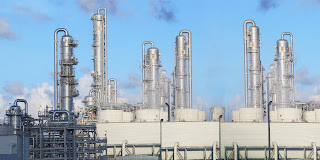 oil refinery process control