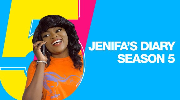 Jenifa's diary season 5 image and poster