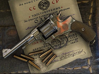 Deadly Nagant model of 1895 | Army and Weapons