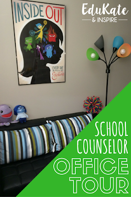 School Counselor Office Tour