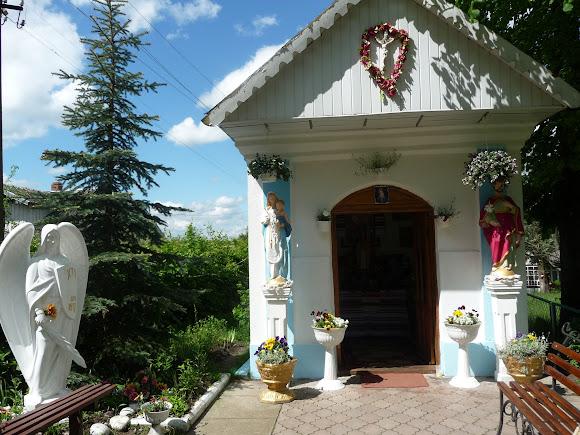 Баня Лысовицкая. Часовня