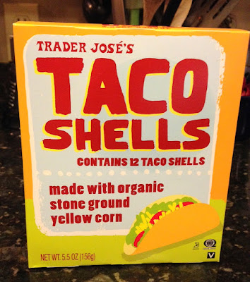 Trader Joe's Taco Shells for Big Mac Tacos