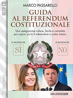 Guida Al Referendum Costituzionale di Marco Passarello PDF