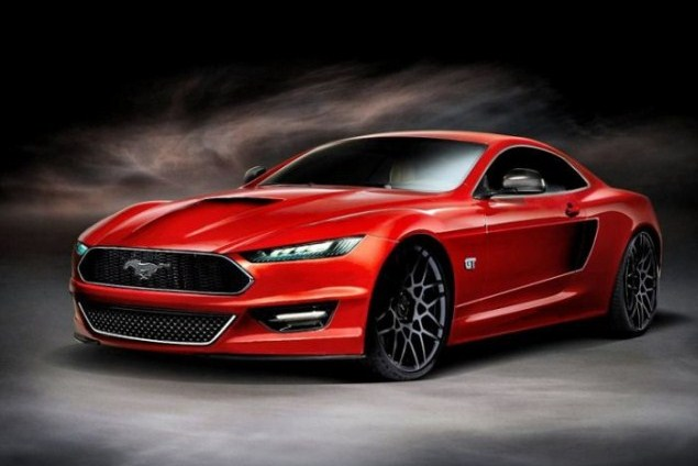 2018 Ford Torino Prices And Release Date References