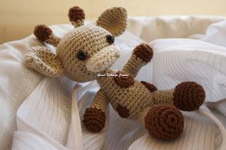 crochet giraffe toy pattern, crochet giraffe amigurumi pattern