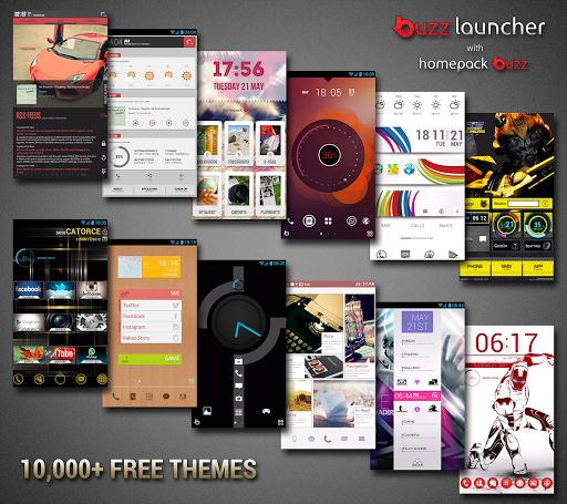 Buzz Launcher 1 6 6 Apk File Download ~ ApkMania