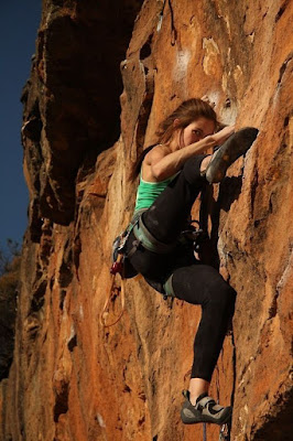 What Makes Rock Climbing Shoes Women's Specific?