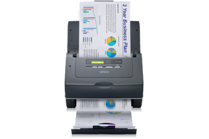 Descargar Driver Epson WorkForce Pro GT-S55
