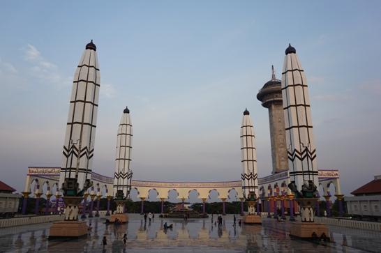 Itinerary perjalanan di Semarang