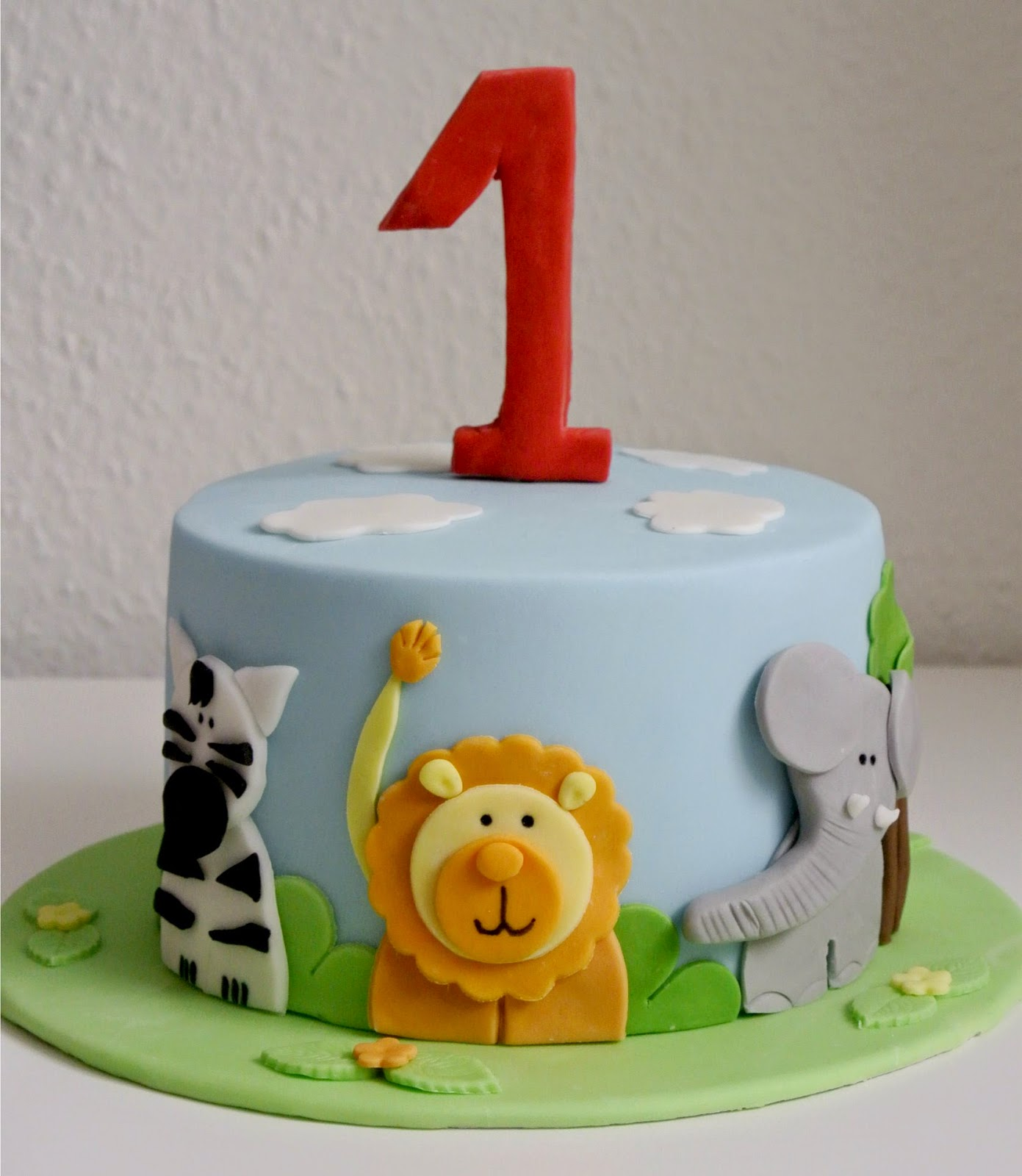 Geburtstagstorte fr 1 Geburtstag