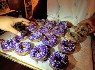 Ube Bae Donuts