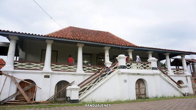Rumah Kapiten di Palembang