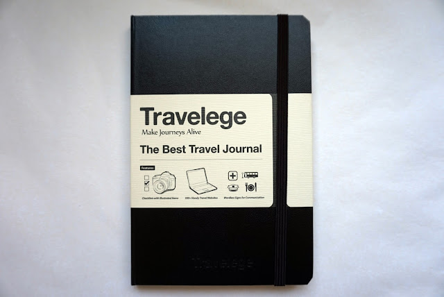 travelege travel journal notebook moleskin