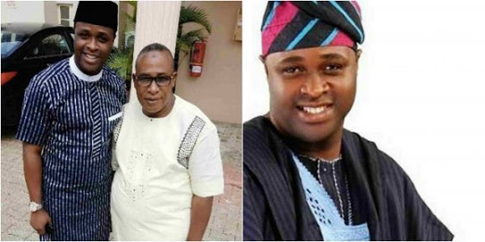 Craziest thing I've done was slapping my father – Femi Adebayo