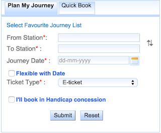 Plan my Journey