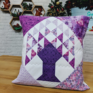 tree of life cushion pillow