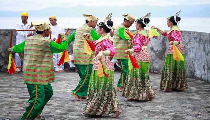Tari Lalayon, Tarian Tradisional Dari Maluku Utara