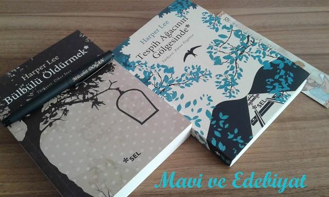 Kitap Önerileri | Mavi ve Edebiyat