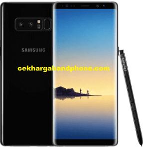 Handphone Terbaru Samsung Galaxy Note 8