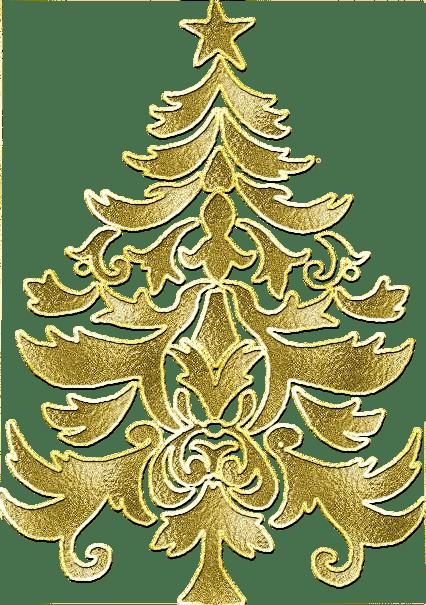 Zoom dise o y fotografia tree christmas arboles para - Arboles de navidad dorados ...