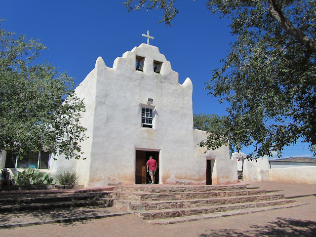 St. Joseph Church at Laguna Pueblo