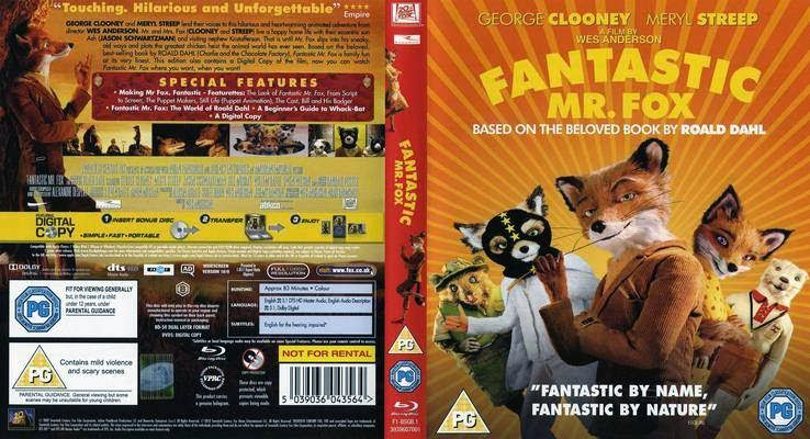 Download Fantastic Mr. Fox (2009) BluRay 720p