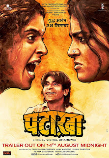 Pataakha (2018) Hindi Movie DVDscr | 720p | 480p
