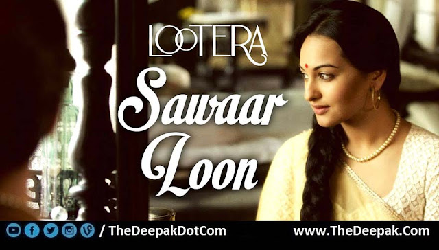 Sawaar Loon Guitar Tabs Leads Chords + Strumming Pattern, Hindi song from the movie Lootera