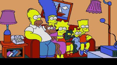 Alexey Kiddo, el amigo Bart Simpson y la Megadrive