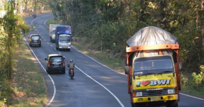 Jalur Paling Serem : Foto via gelut.com