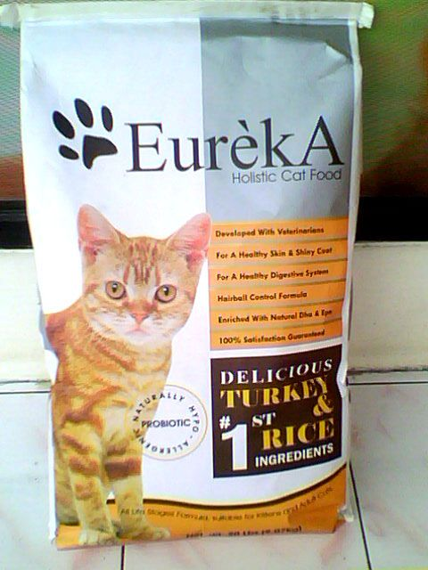 The Cat Sound Review Makanan Kucing Eureka Adult